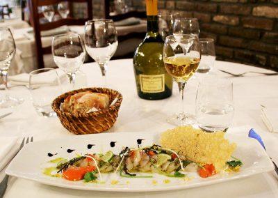 restaurant dieppe coquille saint jacques