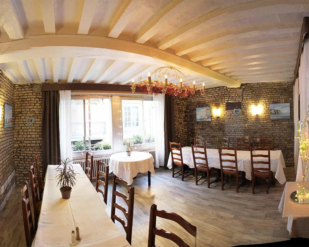 Carte Du Restaurant La Marmite Dieppoise Dieppe